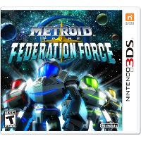 3DS CTR P BCAE Metroid Prime: Federation Force - Nintendo 3DS
