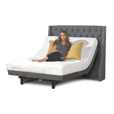 Memory Foam Queen Mattress with Adjustable Bed | RC Willey Furniture ...
