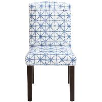 64-6FLMAZR Fillmore Azure Arched Back Dining Chair