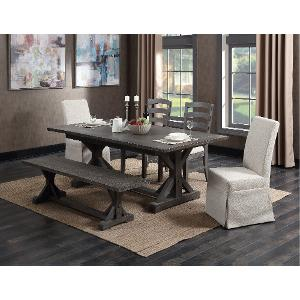 Charcoal 8 Piece Dining Set