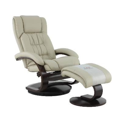 Beige Breathable Air Leather Recliner with Ottoman  sc 1 st  RC Willey & Beige Breathable Air Leather Recliner with Ottoman | RC Willey ... islam-shia.org