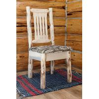 MWKSCNVWILD Upholstered Seat Chair - Montana