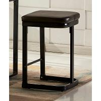 Metal 24 Inch Counter Height Dining Stool - Eli Collection