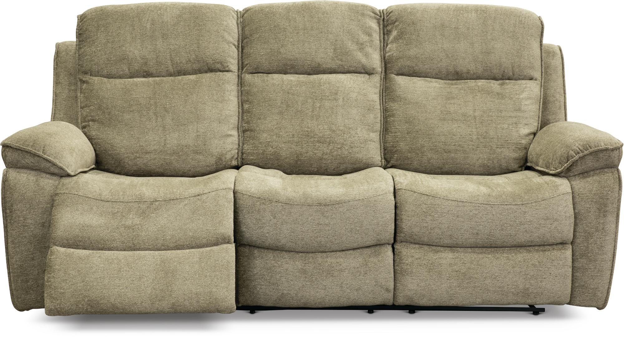 Stone Brown 7 Piece Reclining Living Room Set Castaway