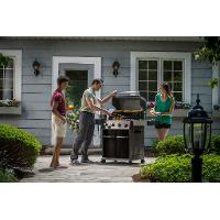922167 Broil King Baron 440 Natural Gas Grill - Black