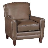 33  Truffle Leather Chair