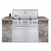 7460001 Weber Summit S-660 Natural Gas Grill