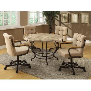 caster - dining sets - dining room - rc willey