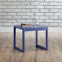 Berry Blue Accent Table - Square 1