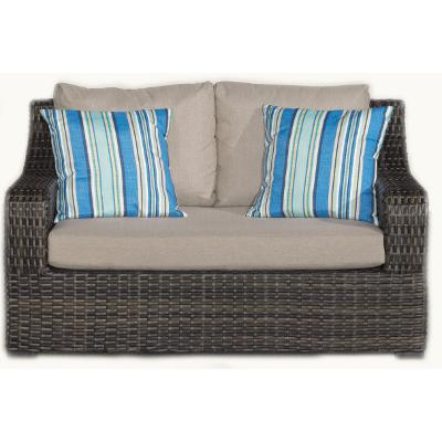Perfect 12CO57A W D 1,LOVE Tortola Woven Outdoor Patio Loveseat